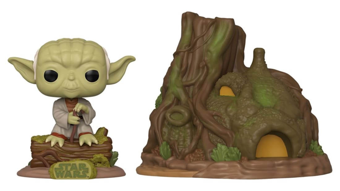 Funko Is Releasing a New Yoda Pop Figure to Honor The Empire Strikes Back's 40th Anniversary