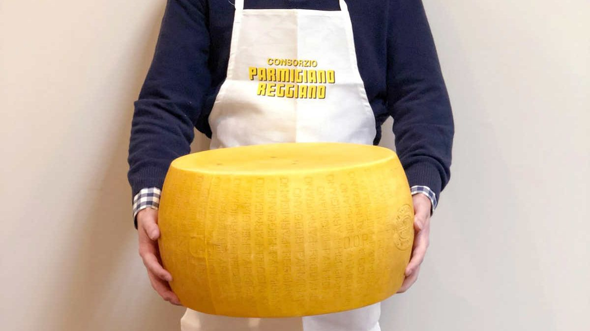 Attention Cheese Lovers: Costco Is Now Selling a 72-Pound Wheel of Parmigiano-Reggiano for $900