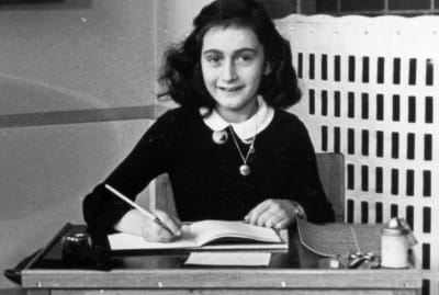 Collectie Anne Frank Stichting Amsterdam, Wikimedia Commons // Public Domain