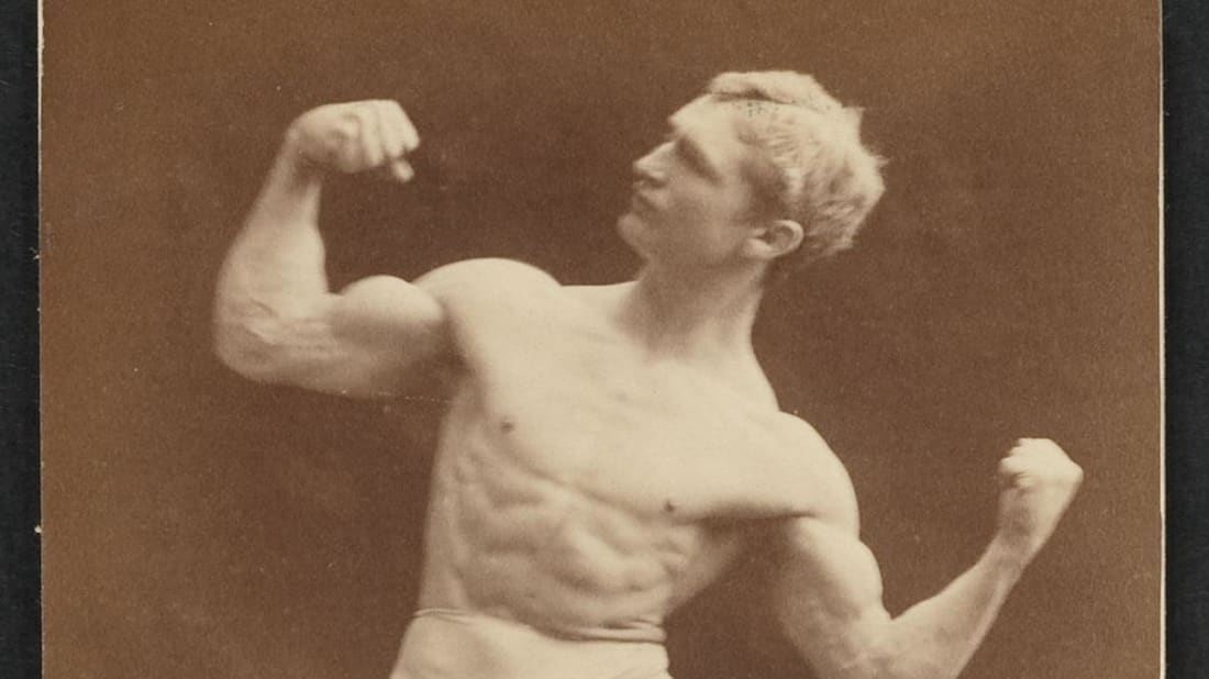 Bernarr Macfadden: Bodybuilder, Publisher, and Eccentric
