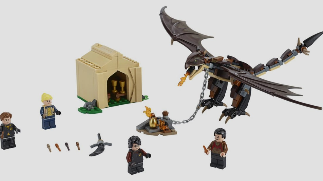 Lego Is Releasing Five New Harry Potter Sets Mental Floss