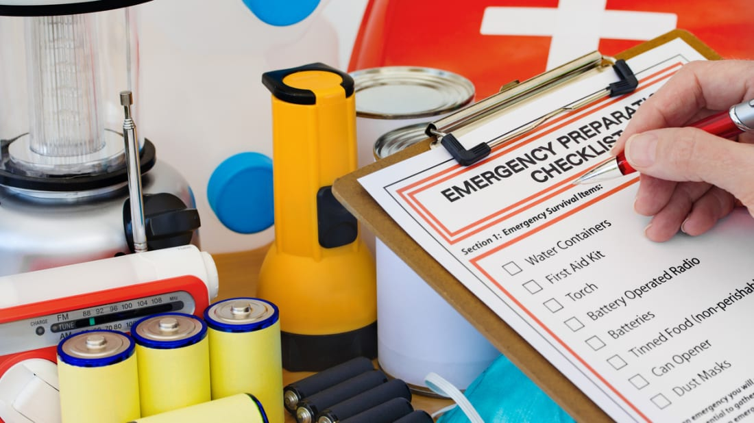 What To Put In Your Go Bag Case Of An Emergency Mental