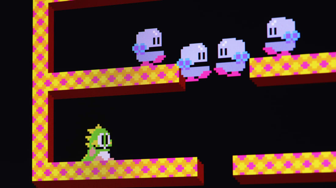 84442c1943b 8 Surprising Facts About Bubble Bobble | Mental Floss