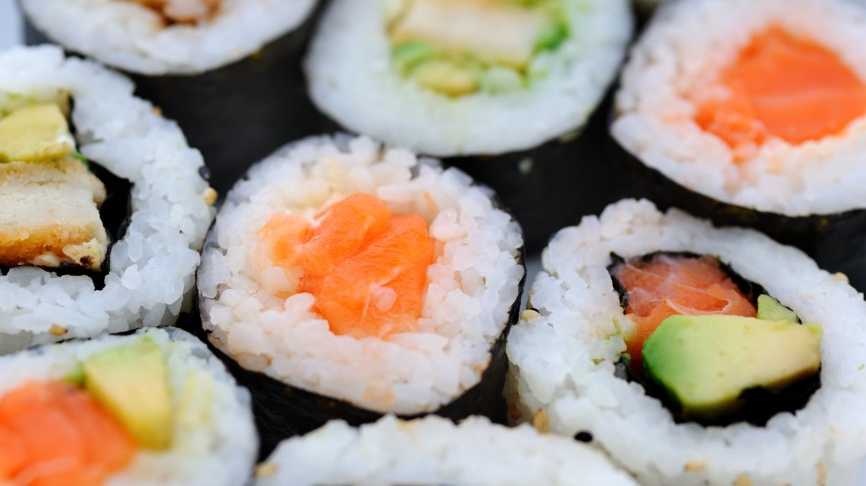 The Delicious Chemistry of Sushi - Mental Floss
