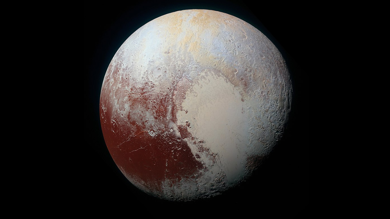 NASA Boss Jokingly Declares Pluto a Planet, Gets Everyone's Hopes Up - Mental Floss