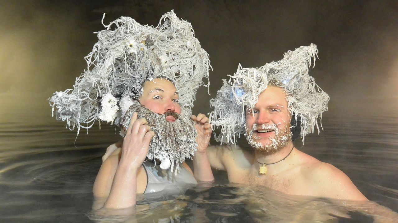 Book Your Flight: Canada's International Hair Freezing Competition Is Here
