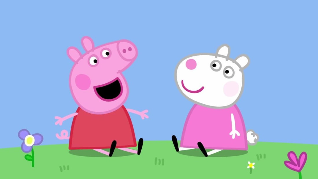 The Peppa Effect U S Kids Who Watch Peppa Pig Are Developing