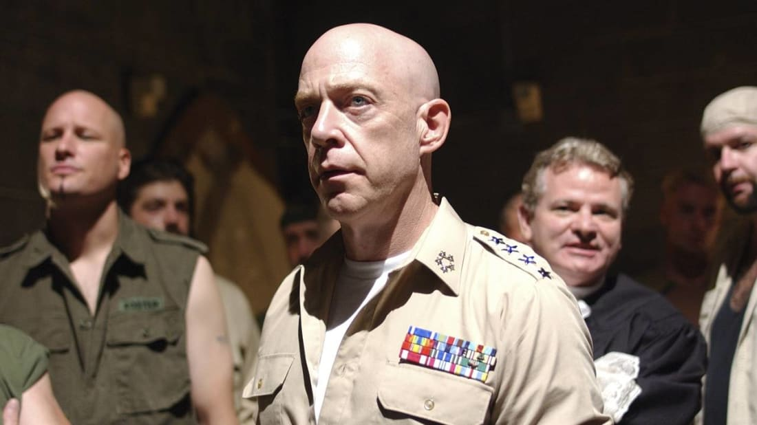 J.K. Simmons stars in HBO's Oz.