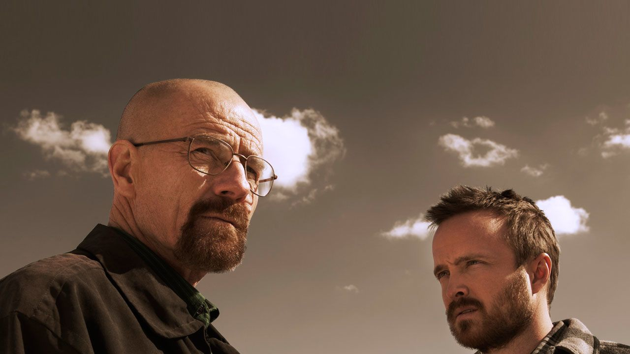Breaking Up: Blooper Reel Shows the Cast of <em>Breaking Bad</em> Goofing Off on Set