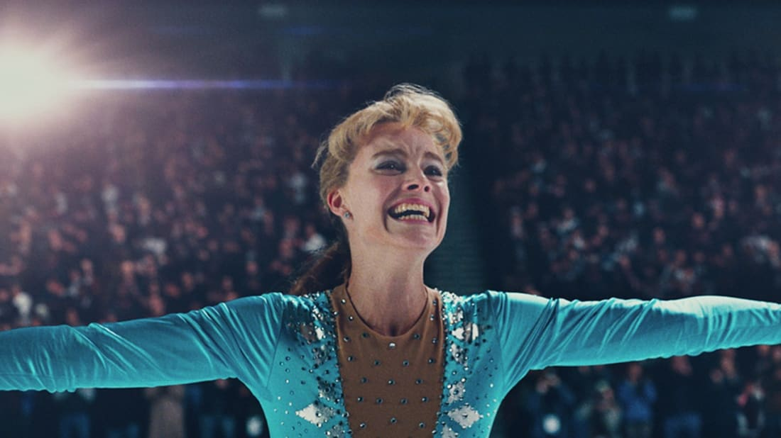 Margot Robbie stars in I, Tonya (2017)