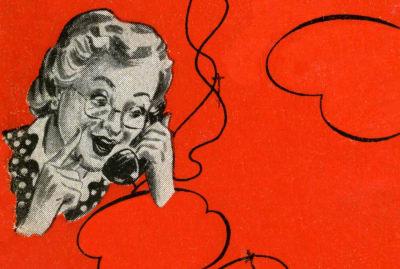 Fake news spread fast in 1940s America.