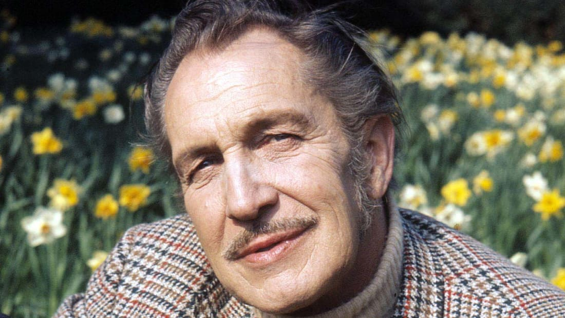 There's more to Vincent Price than just his iconic horror movie roles.