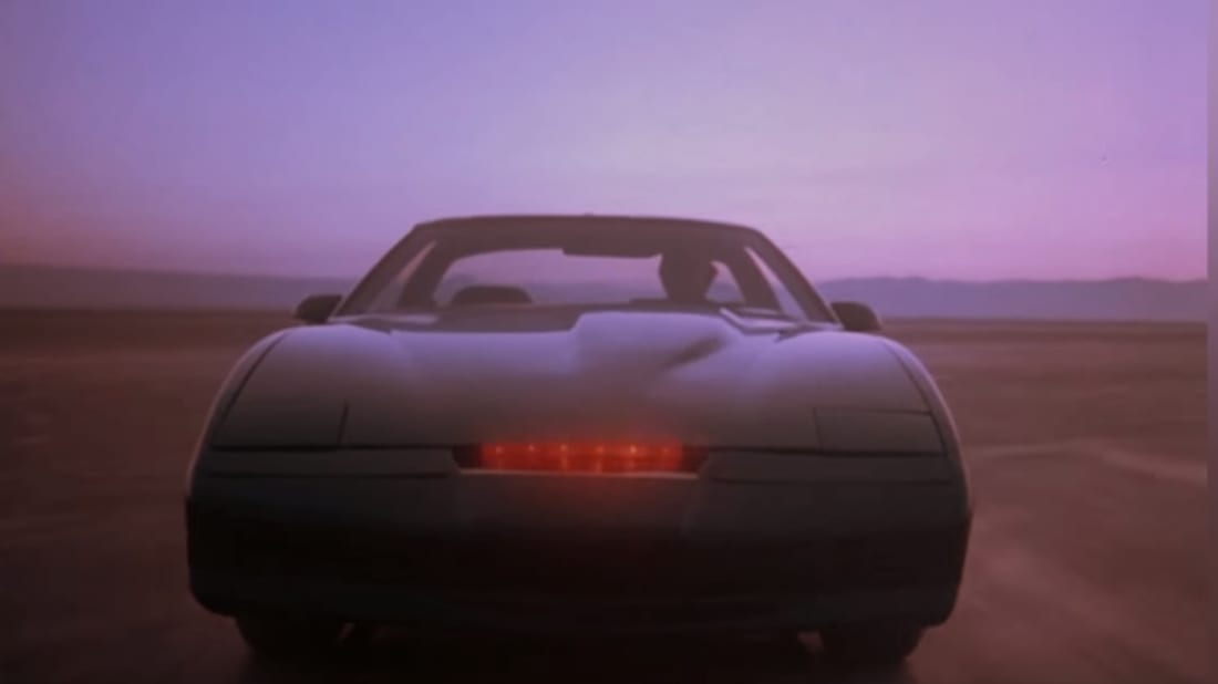 10 Fast Facts About 'Knight Rider' | Mental Floss
