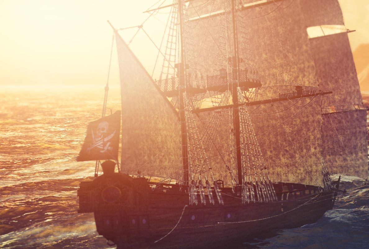 6 Famous Pirate Ships Mental Floss