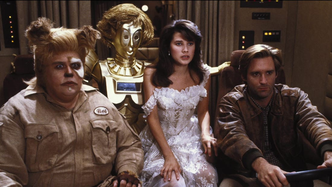 14 Things You Might Not Know About Spaceballs | Mental Floss