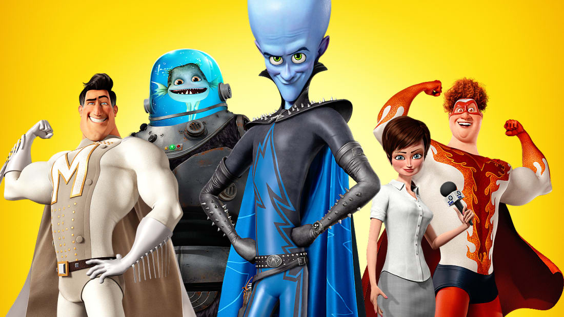 15 Super Facts About Megamind ...