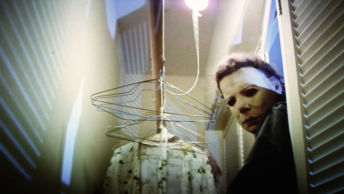 Michael Myers is coming to get you in Halloween (1978).