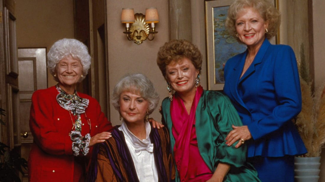 Golden Girls Wiki, NBC
