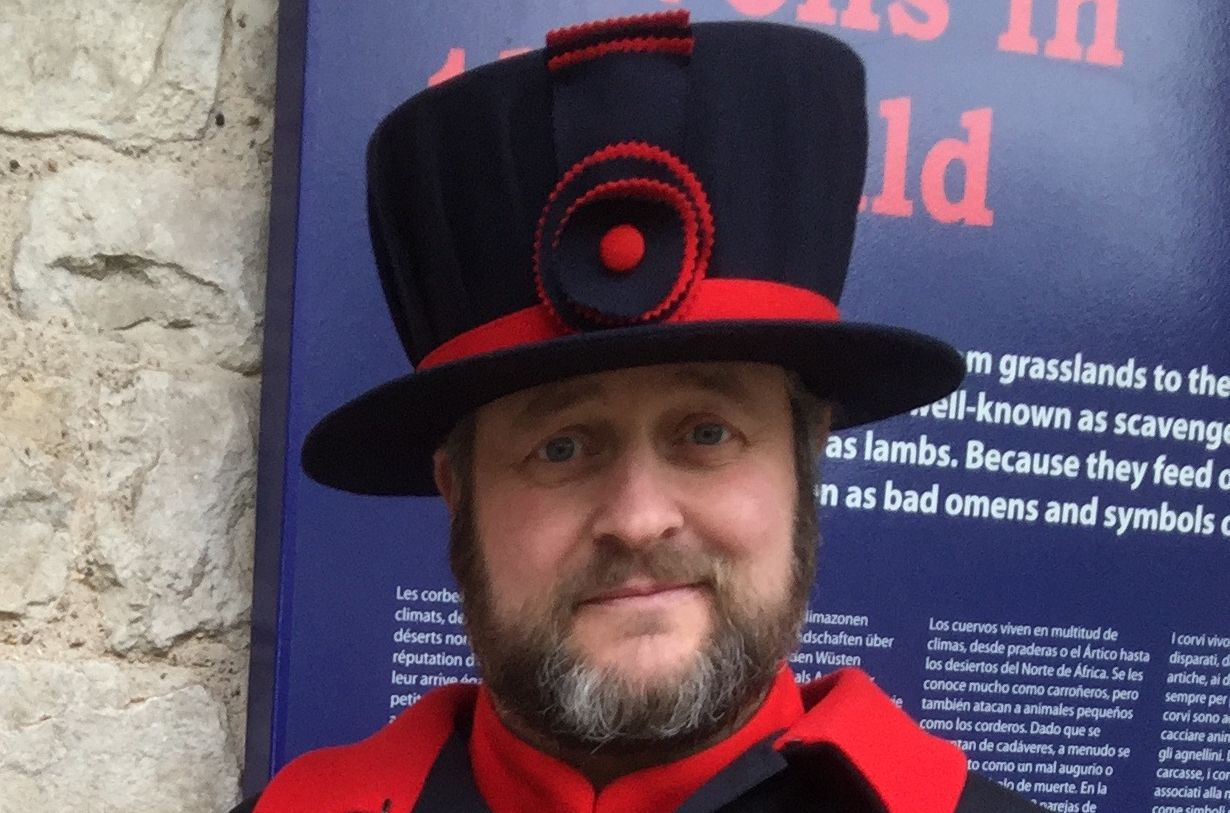 13 Secrets From The Ravenmaster At The Tower Of London Mental Floss