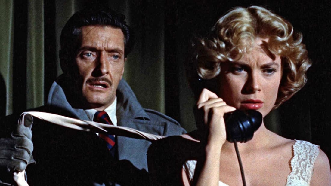 Image result for dial m for murder