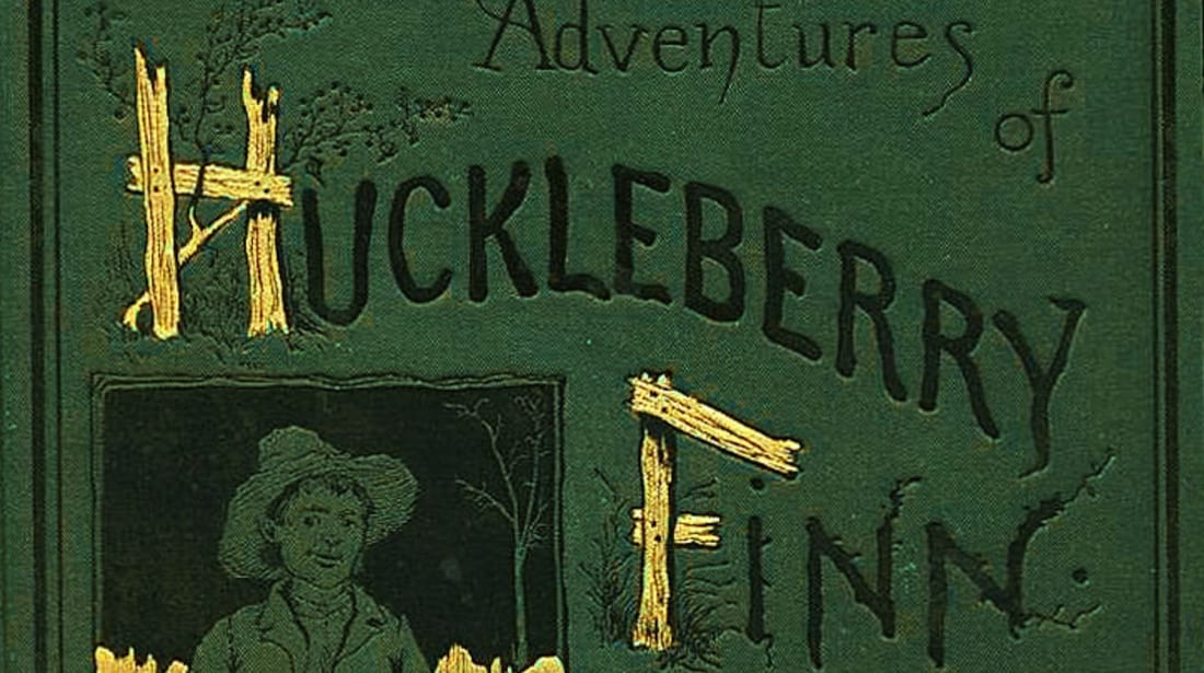 10 Facts About The Adventures of Huckleberry Finn | Mental Floss