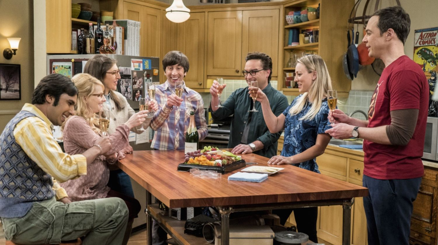 13 Smart Facts About <em>The Big Bang Theory</em>