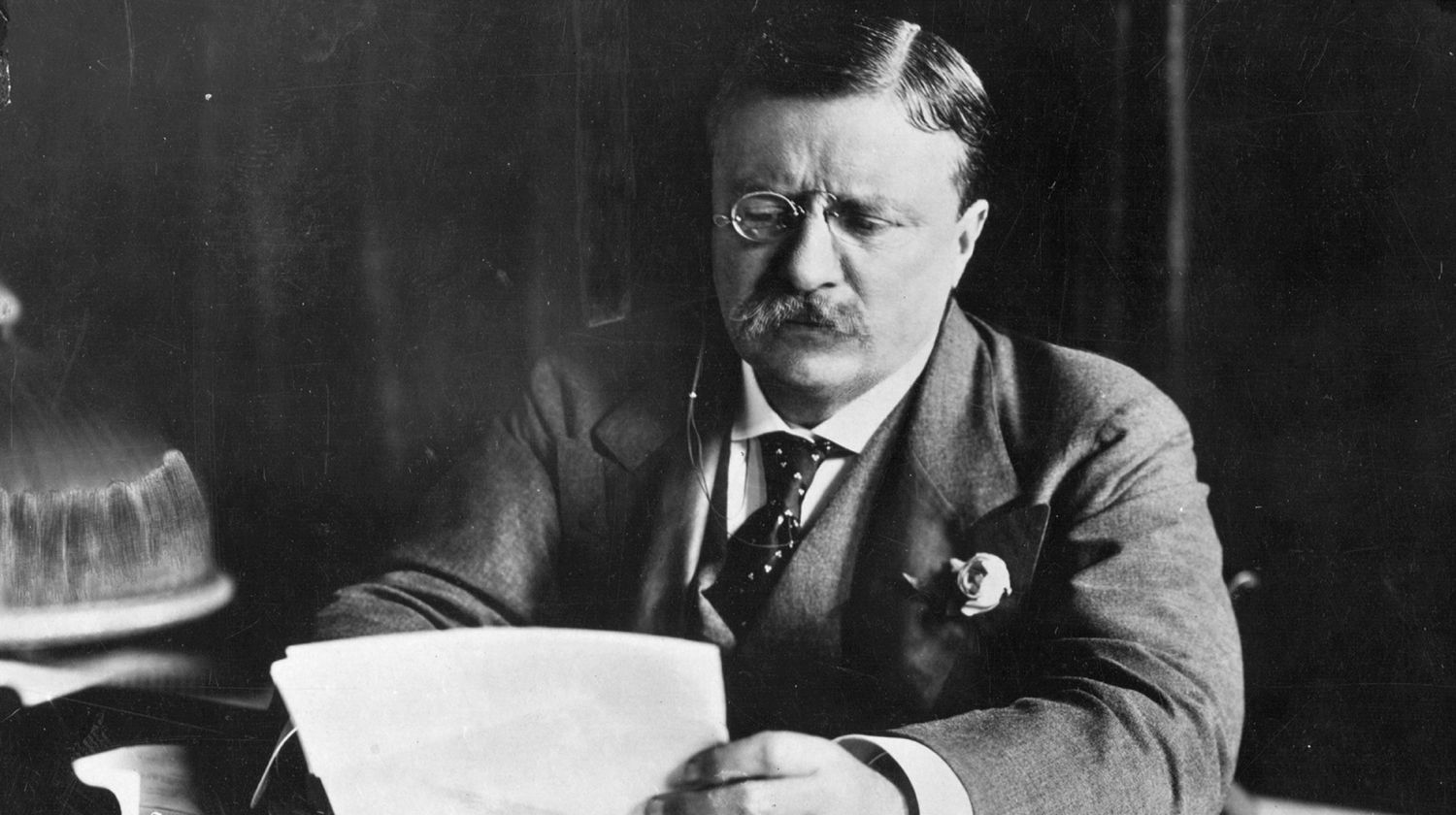 The Time Teddy Roosevelt Was Shot in the Chest, Then Gave a Speech Anyway