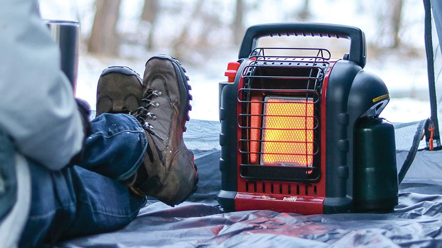 10 of the Best Indoor and Outdoor Heaters on Amazon