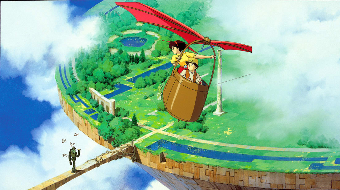 STUDIO GHIBLI FEST: Castle in the Sky