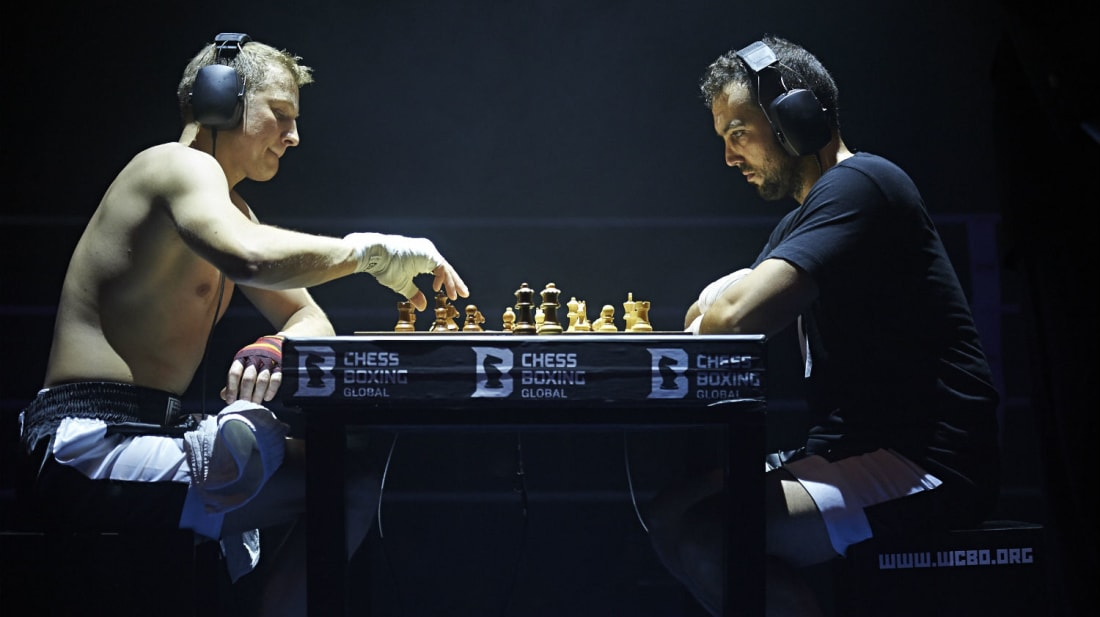 Courtesy of Chess Boxing Global/Yves Sucksdorff