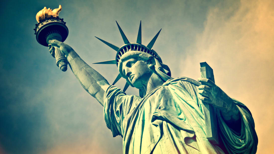 They Were Tearing Down Liberty >> 10 Amazing Statue Of Liberty Facts Mental Floss