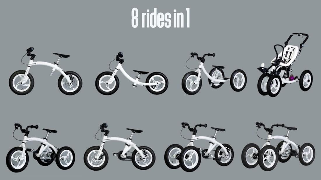 Monkeycycle, Kickstarter