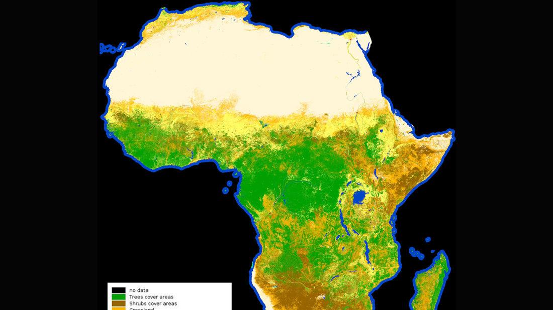 Land Cover CCI, ESA