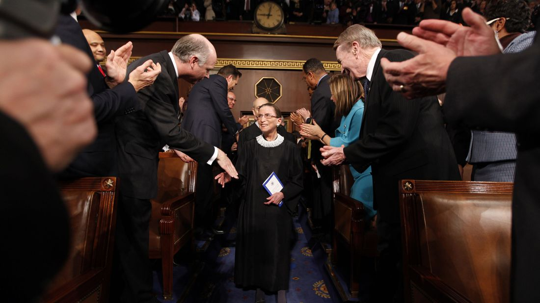e6a86f1fdca 15 Things You Should Know About Ruth Bader Ginsburg