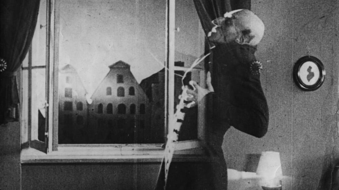 How Nosferatu Ripped Off Dracula and Became a Plagiarism