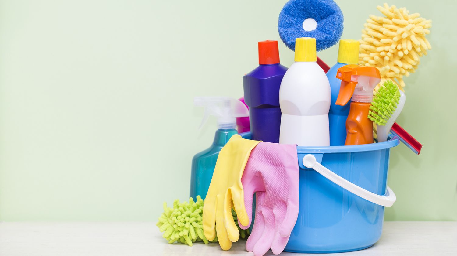 Simple life hacks to use next time you clean the house