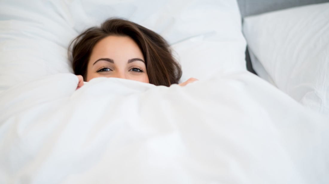 Why Do We Sleep Under Blankets? | Mental Floss