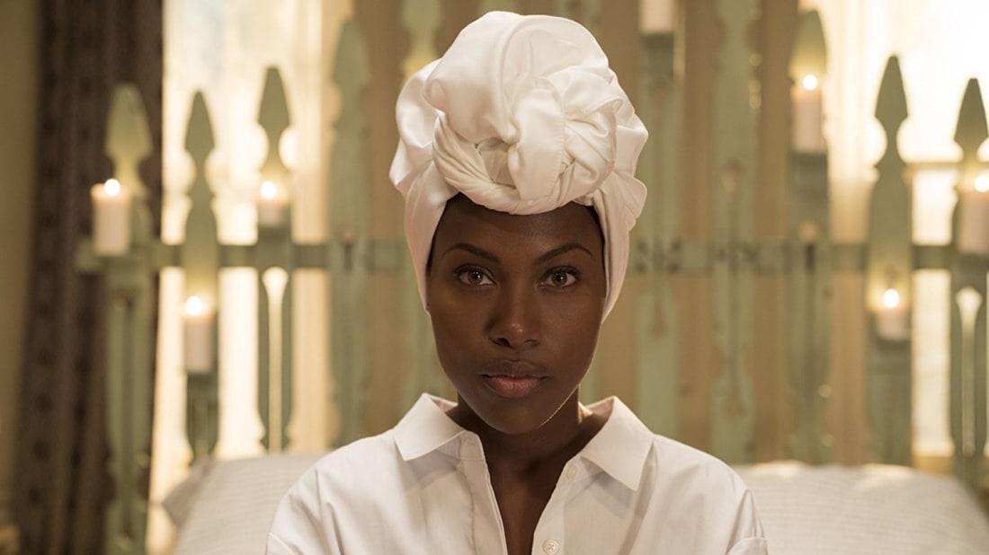 DeWanda Wise stars in Spike Lee's She's Gotta Have It (2017)