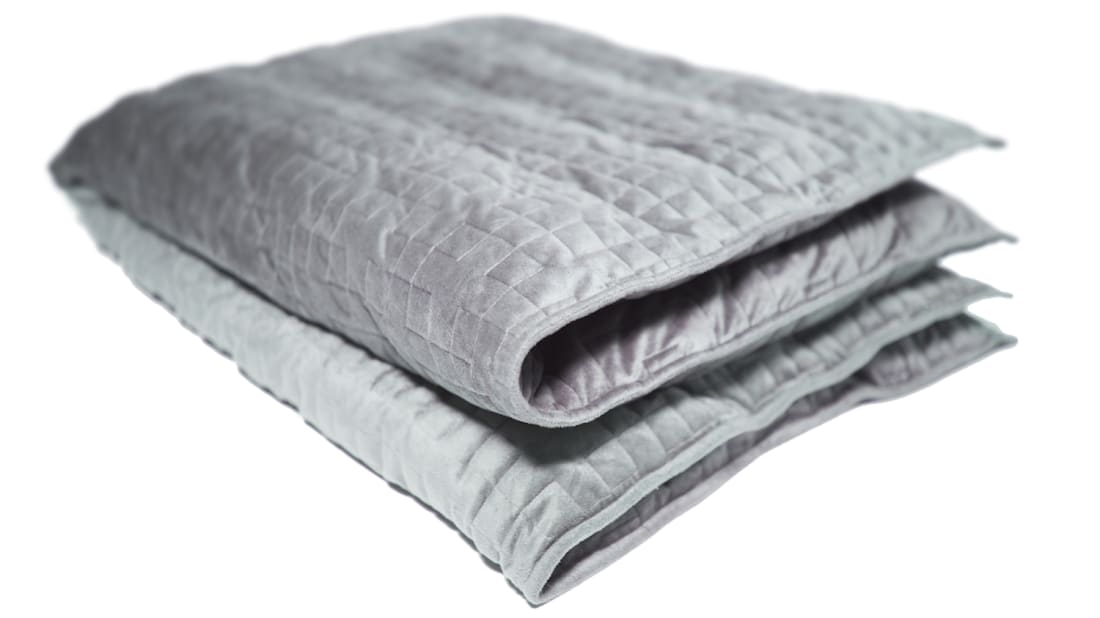 This Weighted Blanket For Adults Is Designed To Soothe