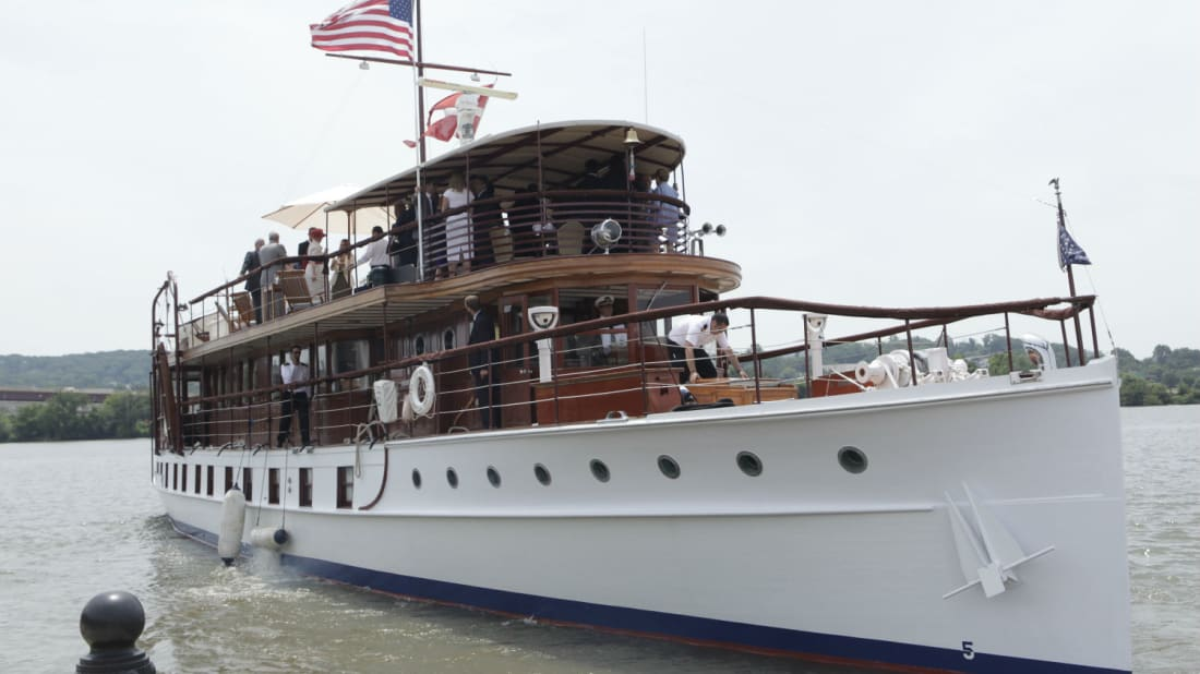 8 Surprising Facts About the Presidential Yacht | Mental Floss