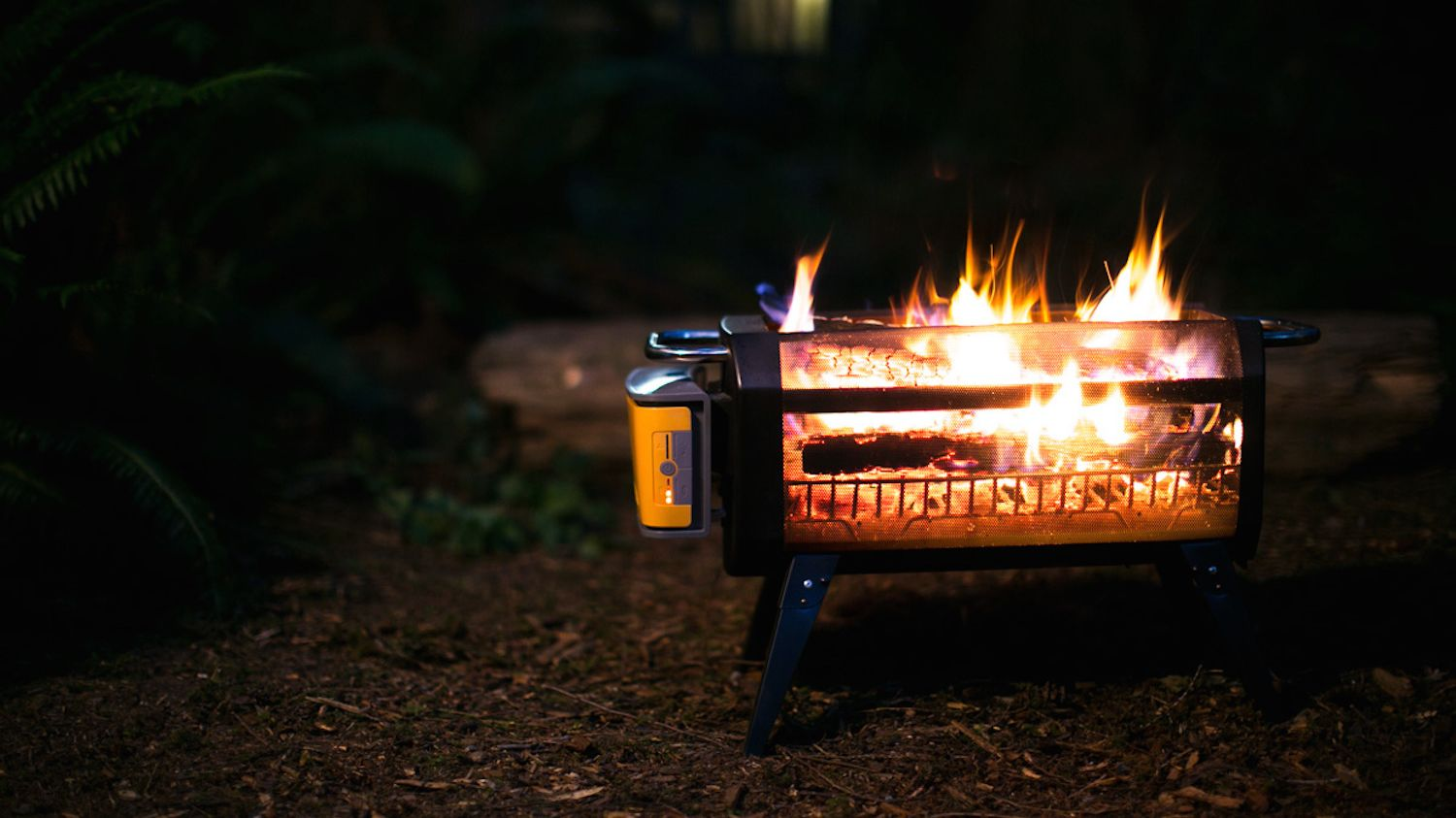 BioLite's 'Smokeless' Fire Pit Promises a More Efficient Burn