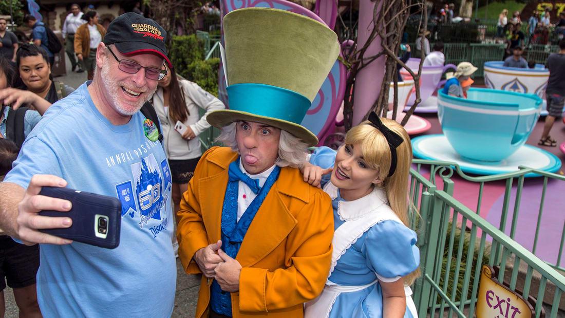 Joshua Sudock/Disneyland Resort