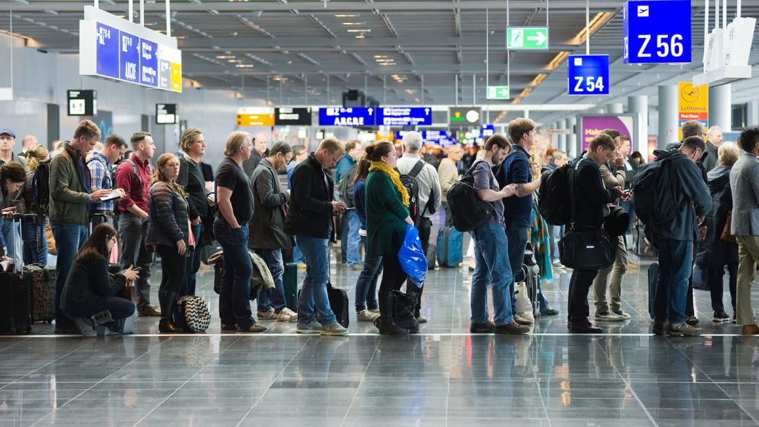 12 Ways Airports Are Secretly Manipulating You | Mental Floss