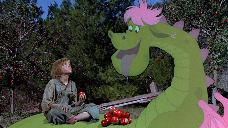 12 Brazzle-Dazzle Facts About Pete's Dragon | Mental Floss