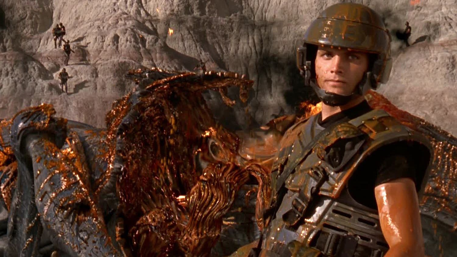 15 Fun Facts About Starship Troopers Mental Floss