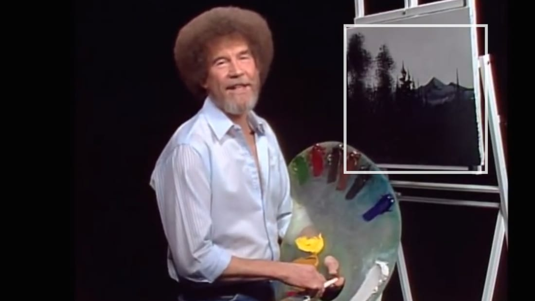 35 Happy Little Facts About Bob Ross | Mental Floss
