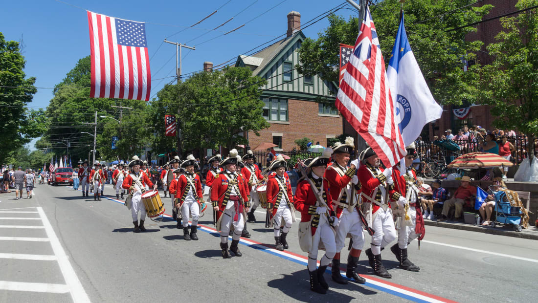 The Tiny Town That's Home to America's Oldest July 4th Celebration | Mental  Floss
