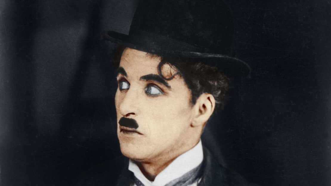 Charlie Chaplin in The Circus (1928).
