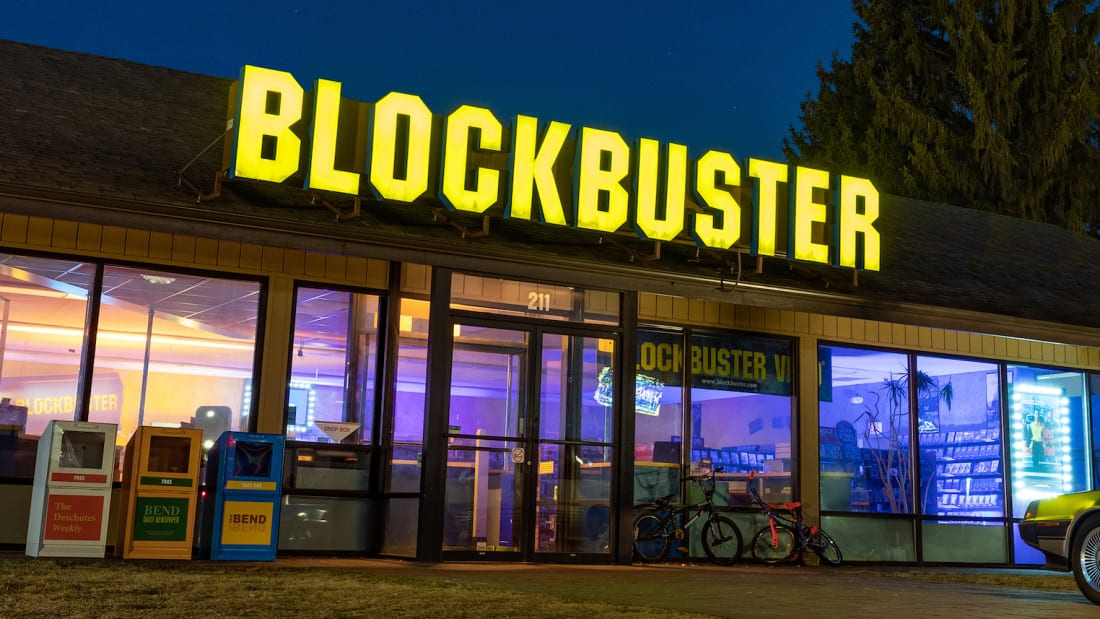 The Last Blockbuster on Earth is located in Bend, Oregon.