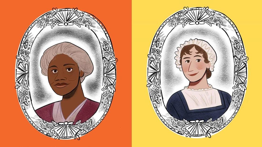 Alice Dunbar Nelson and Jane Austen.